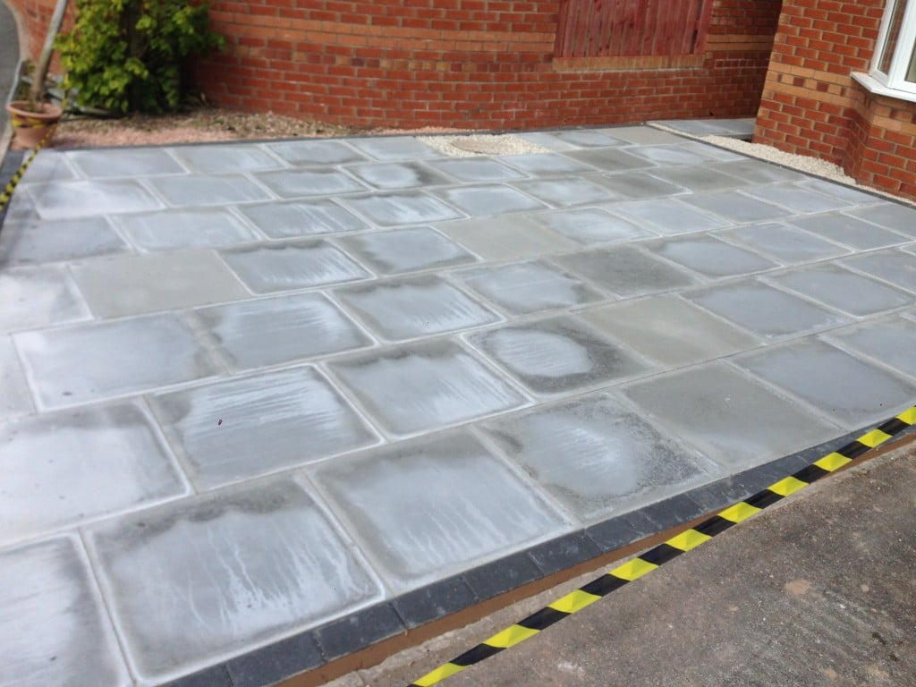 if you have not quite selected your choice or style of paving slabs we