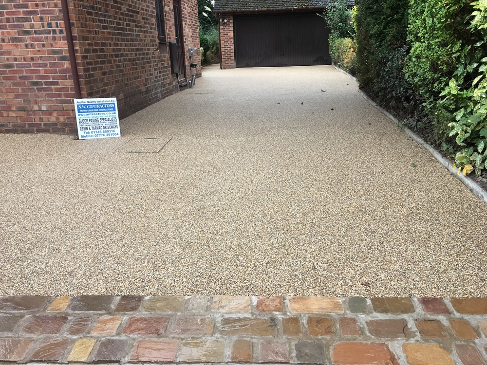 Concrete Driveway Extension Ideas